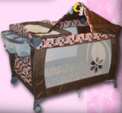 7 in 1 Portacot or Frank Masons Portable Cot PL5007