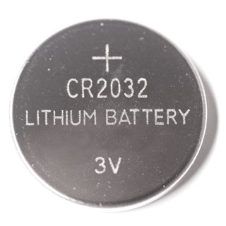 Coin-sized lithium battery
