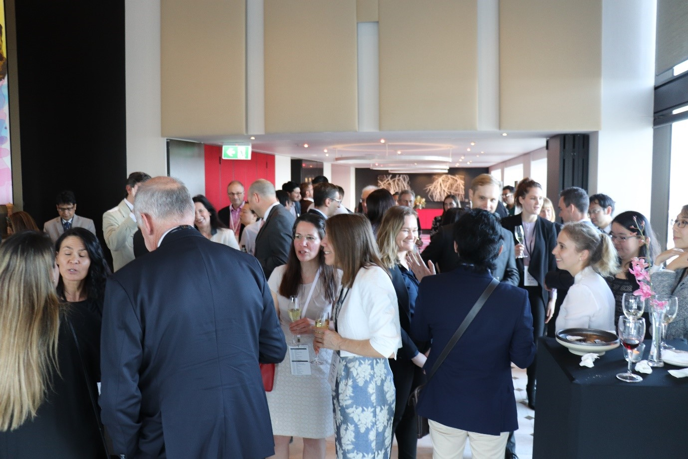 Welcome reception - image 1