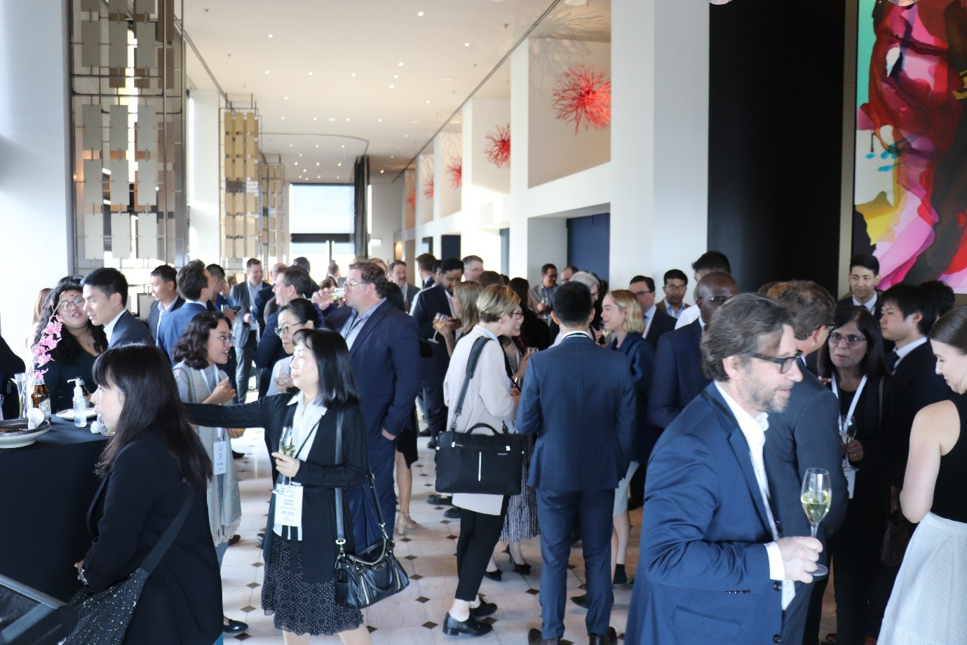 Welcome reception - image 2