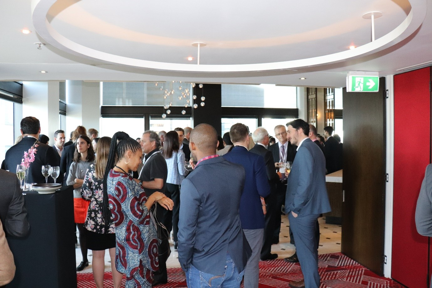 Welcome reception - image 3