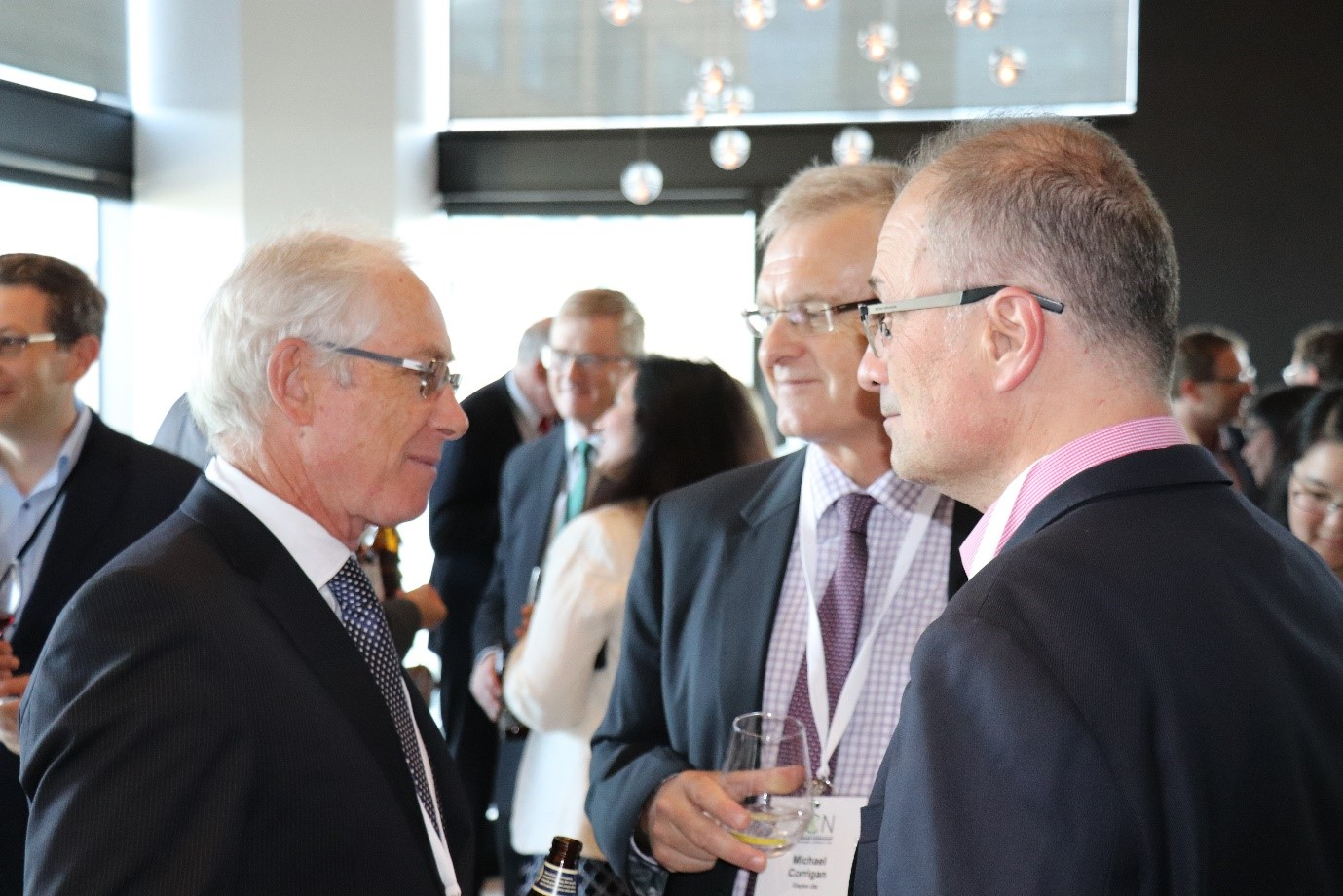 Welcome reception - image 4