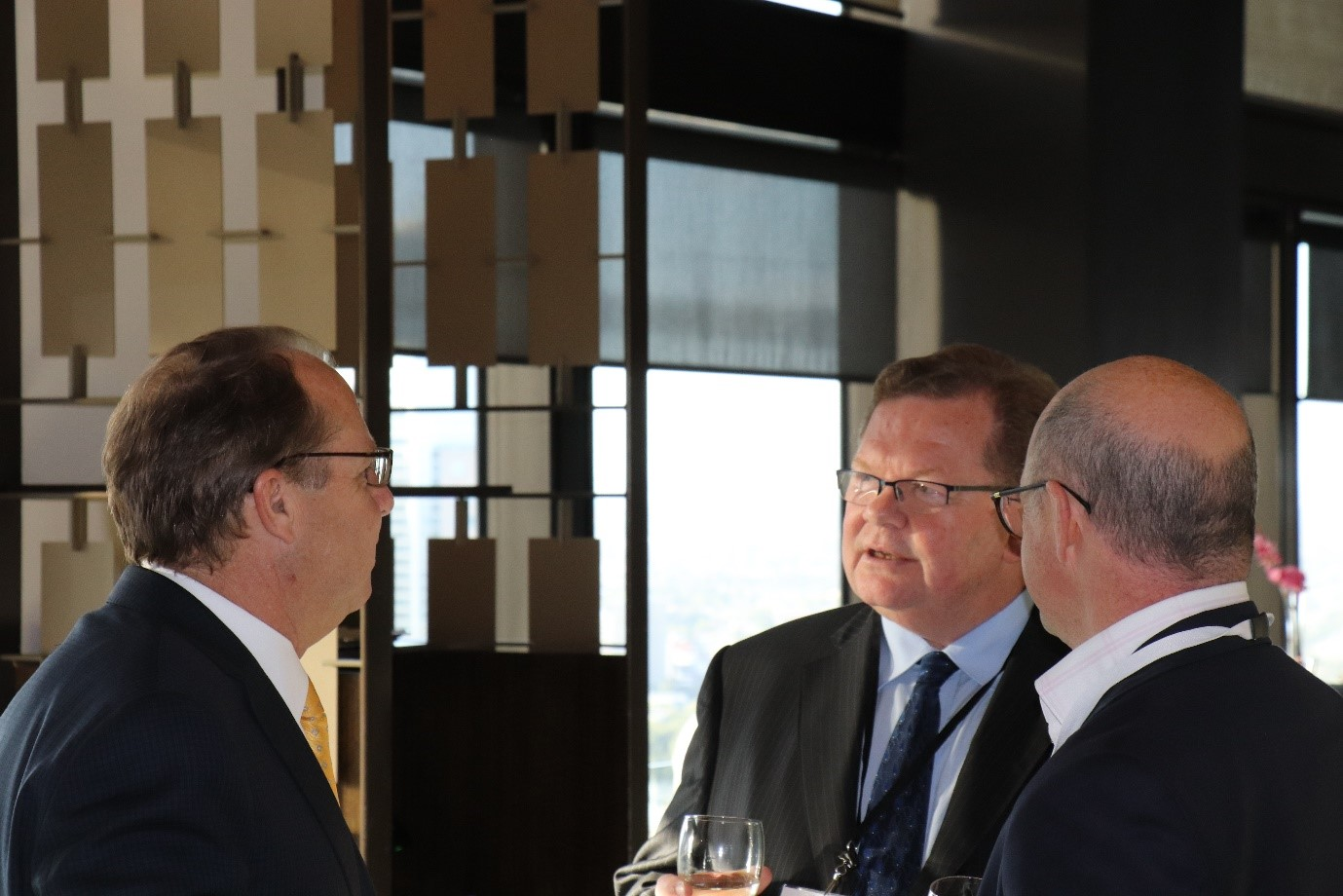 Welcome reception - image 5