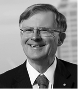 Mr Jim Cox, Board Member of the AER