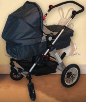 Multifunctional Luxury Baby Stroller