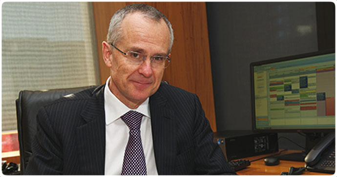 Rod Sims - chairman ACCC