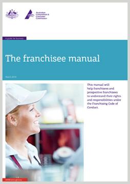 The franchisor manual thumbnail