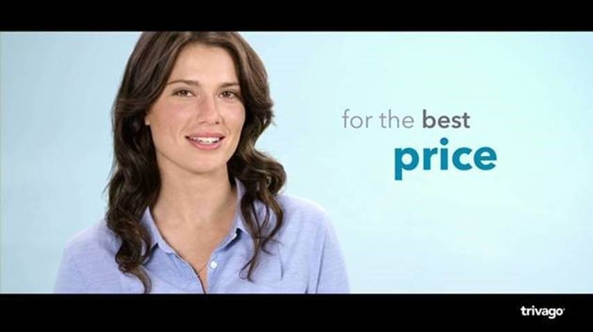 A sample of Trivago's TV advertisement as at 24 December 2017.