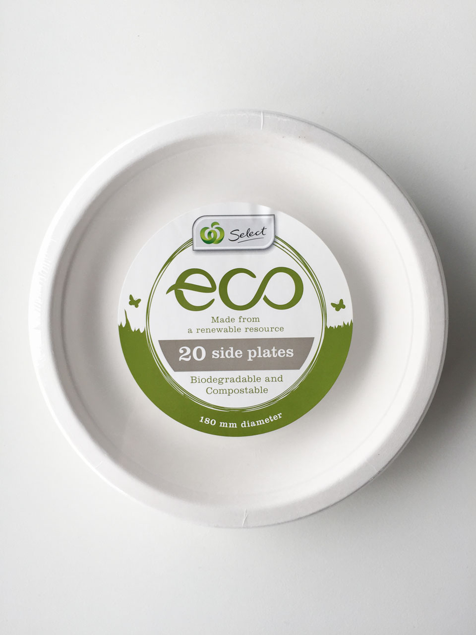 W Select Eco plates