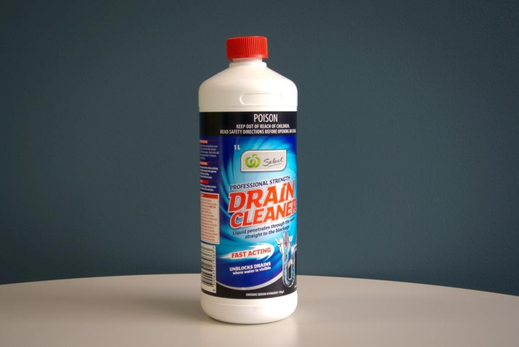 Picture of Woolworths Select Drain Cleaner 1L