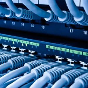 Internet cables