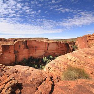 Northern Australia landscape