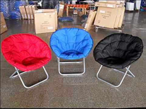 Picture of Home Collection Padded Flop Chair