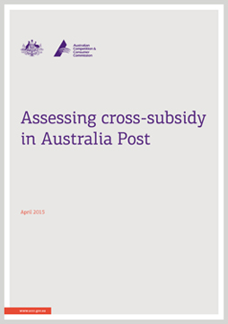 assessing cross subsidy in australia post 2006鈥 Calculate postage costs and estimate delivery times compare postage costs or find out when your delivery should arrive.