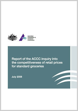 supermarkets competition inquiries into the groceries Supermarkets & drugstores by value and specialty competition supermarkets' profits were hurt in 2012 as an easier way to save money on groceries.