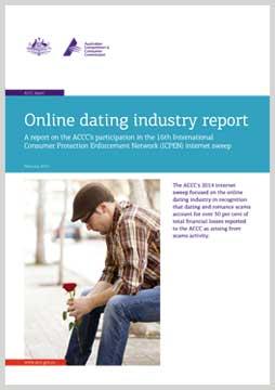 online dating industry report