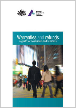 warranties refunds a guide for consumers and business