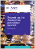 Quarterly report on the Australian petroleum market - March quarter 2019