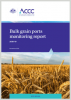 Bulk grain ports monitoring report 2018-19