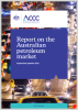Quarterly report on the Australian petroleum market - September quarter 2019