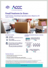 Small business in focus - 1 January to 30 June 2020