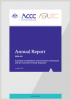 ACCC & AER annual report 2019-20