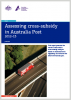 Assessing cross-subsidy in Australia Post 2012-13