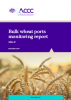 Bulk Wheat Ports Monitoring report 2016-17