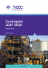 Gas inquiry December 2017 interim report