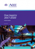 Gas inquiry April 2018 interim report