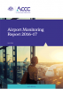 Airport monitoring report 2016-17