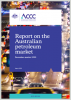 Quarterly report on the Australian petroleum market - December quarter 2020
